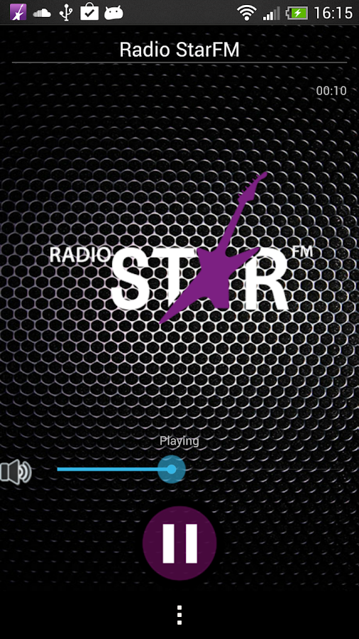 Radio StarFM- screenshot