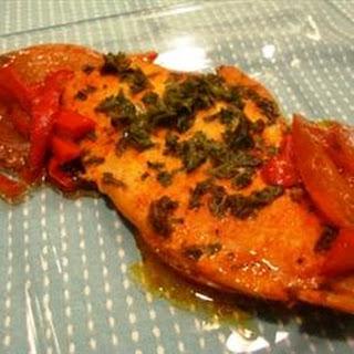 Moroccan Shabbat Fish
