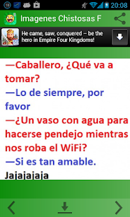 Imagenes Chistosas Frases 3 - screenshot thumbnail