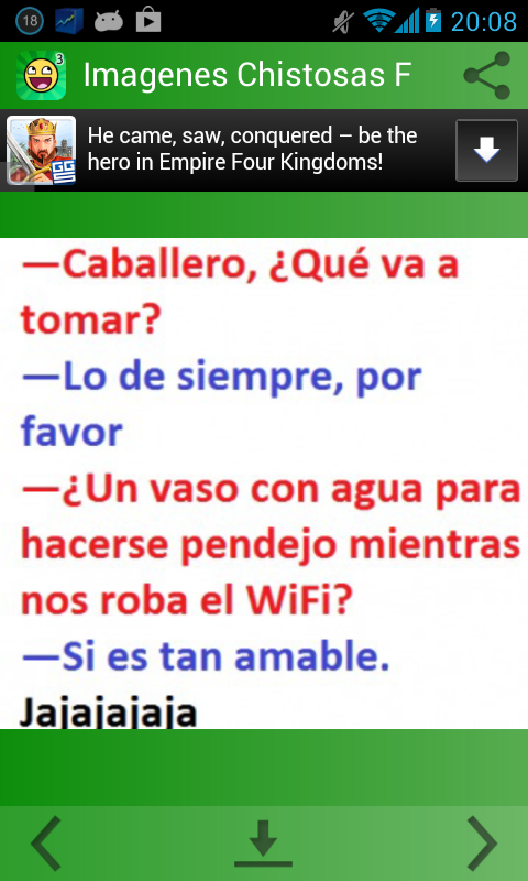 Imagenes Chistosas Frases 3 - screenshot
