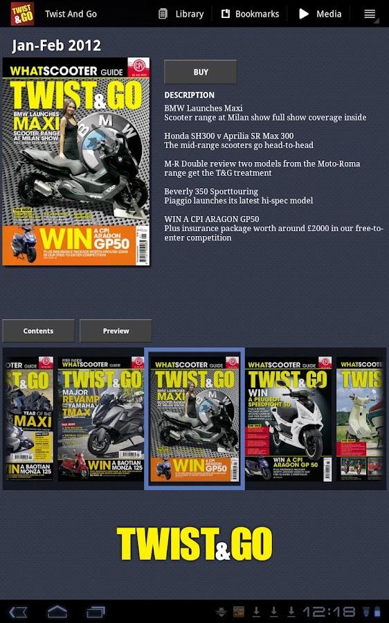 Twist & Go- screenshot
