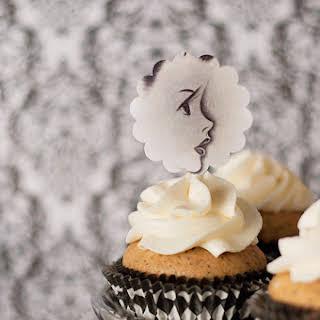 Black Tea Cupcakes.