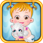 Baby Hazel Naughty Cat 6 Apk