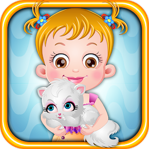 Baby Hazel Naughty Cat for PC and MAC