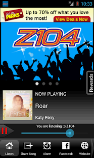 Z104 The 757 Hit Music Station - screenshot thumbnail