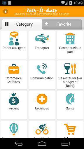 Guide de conversation birman L