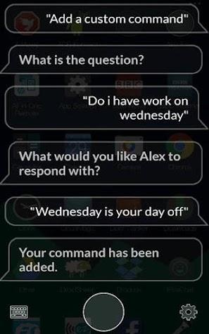 Alex Pro Screenshot