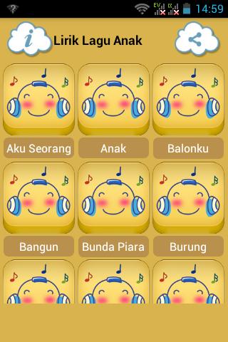 Karaoke Lagu Anak Anak
