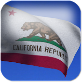 California Flag LWP +