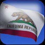 California Flag LWP +
