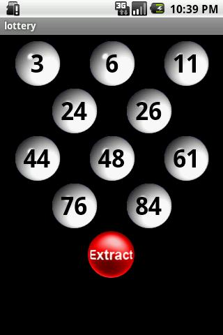 lotto de app android