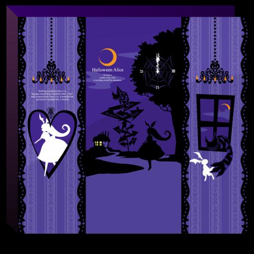 影の国のアリス [チェシャ猫] 個人化 App LOGO-APP試玩
