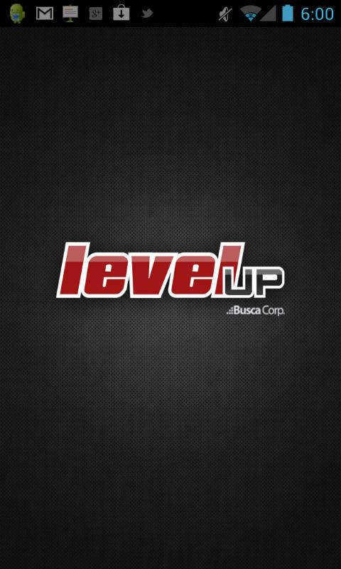 LevelUp - screenshot