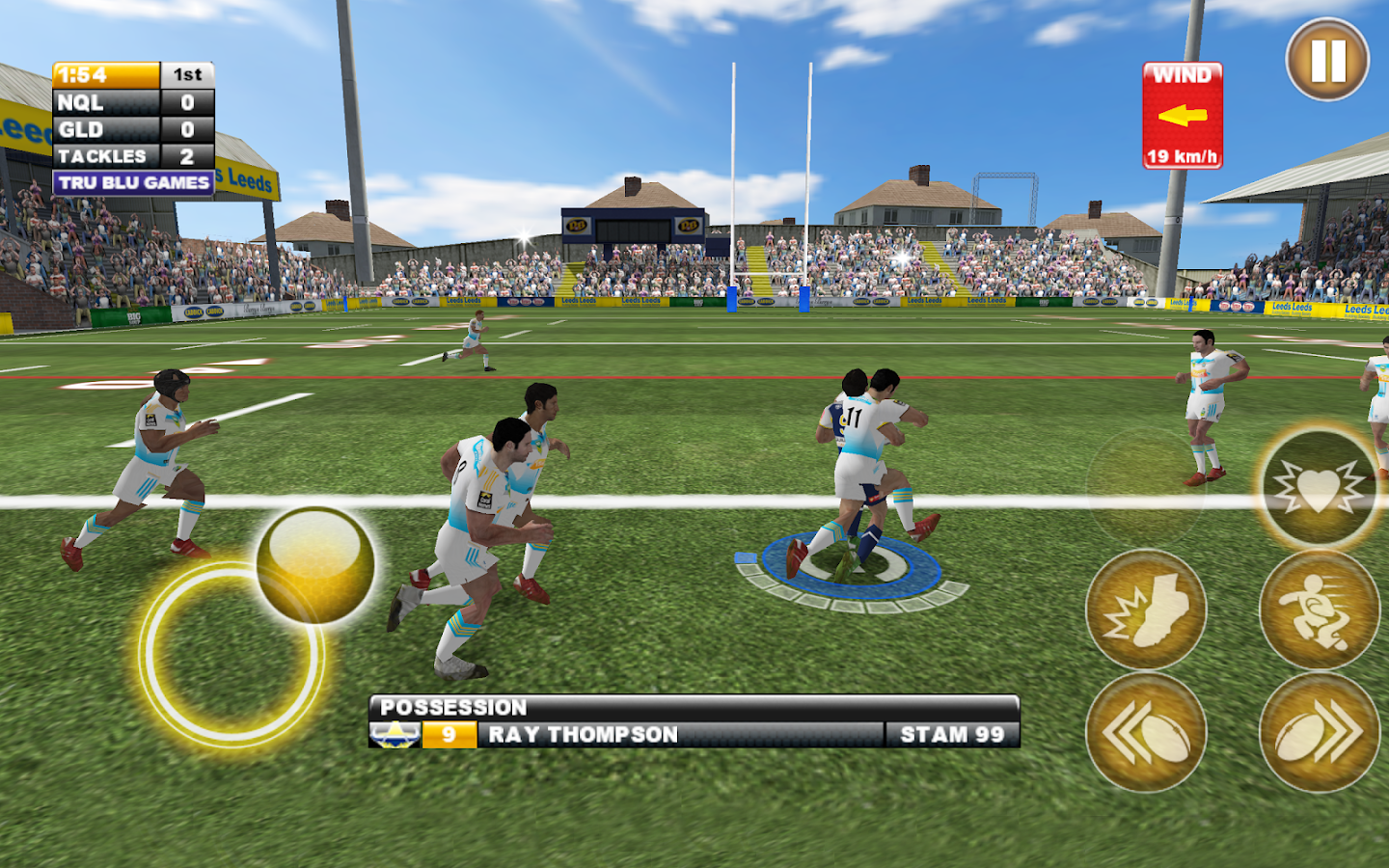 rugby league live 2 gold android apps on google play