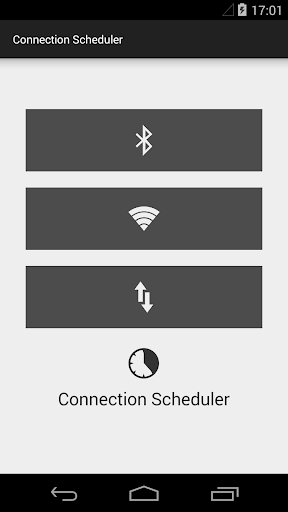 Connection Scheduler Lite