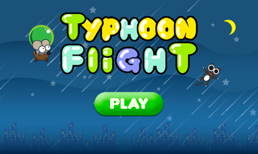 Typhoon Flight