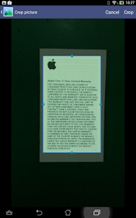 簡單的文本掃描儀 OCR 將圖像轉換為文本