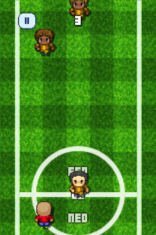 Football Run - Brazil 2014 - screenshot