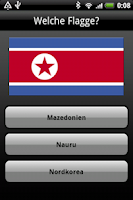 Screenshot of Flags Trivia