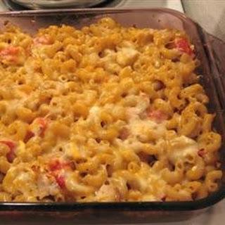 All American Macaroni Casserole