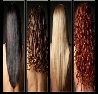 Pic 換色的頭髮