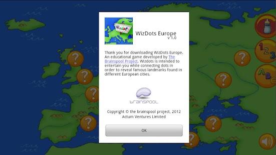 WizDots Europe- screenshot thumbnail