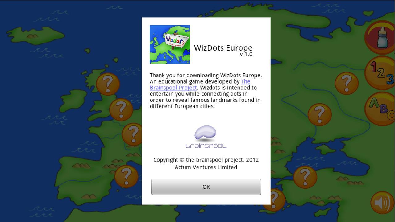 WizDots Europe- screenshot