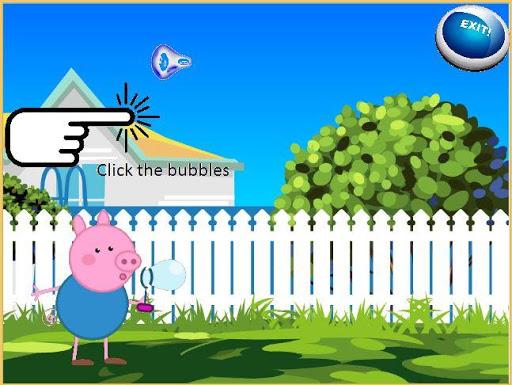 Bubbles Pepe Pig