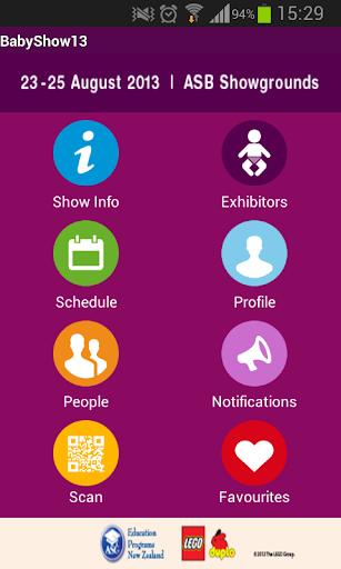 【免費生活App】The Baby Show 2013-APP點子