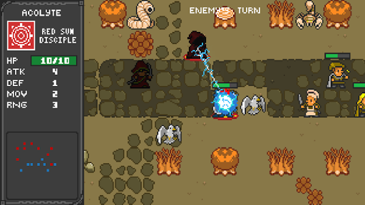 Knights of Aira Strategy RPG