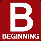 프롬비기닝 / from Beginning