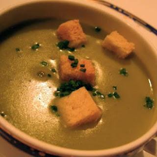 Broad Bean Soup.