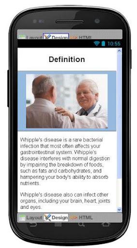 玩免費醫療APP|下載Whipples Disease & Symptoms app不用錢|硬是要APP