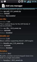 Screenshot of CCTools