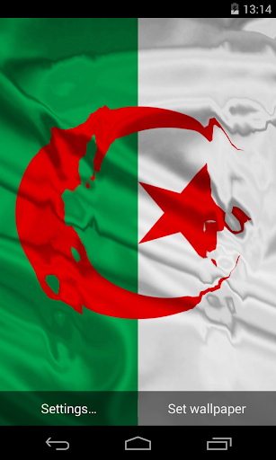 mod Flag of Algerian  screenshots 1