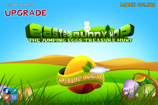 復活節兔子跳:雞蛋追捕