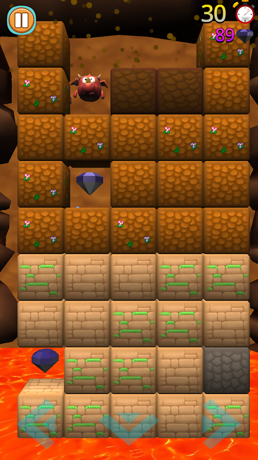 Digging Deep: Tap The Blocks - screenshot