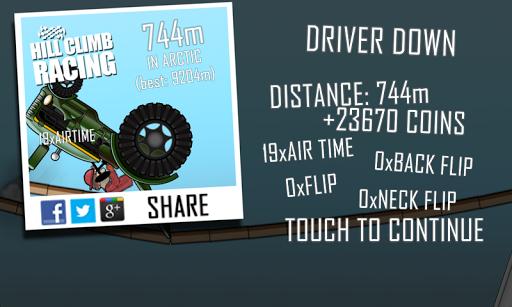 【免費賽車遊戲App】爬坡賽: Hill Climb Racing-APP點子