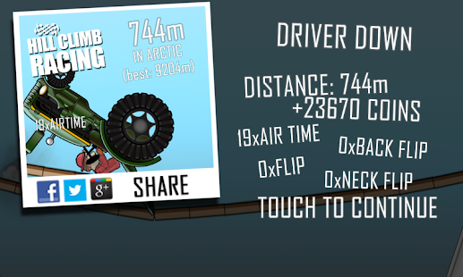 Hill Climb Racing Screenshot 39