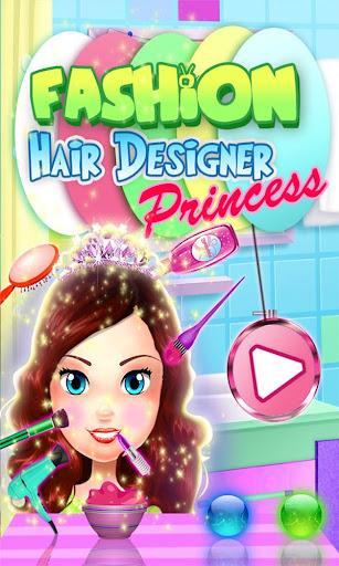 Princess Hair Fashion Design