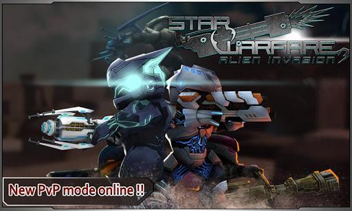Star Warfare:Alien Invasion HD 2.97 screenshots 1