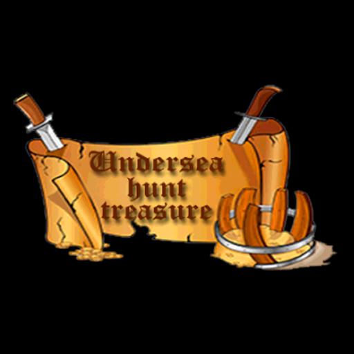Undersea hunt treasure