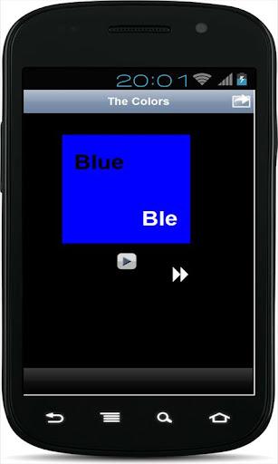 App Kreyòl : Colors