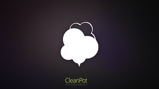 CleanPot Bluetooth