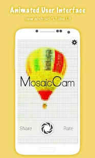Awesome Photo Mosaic Creator- screenshot thumbnail