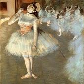iSlider Degas Ballet Puzzles
