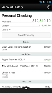 Buckeye Community FCU Mobile - screenshot thumbnail