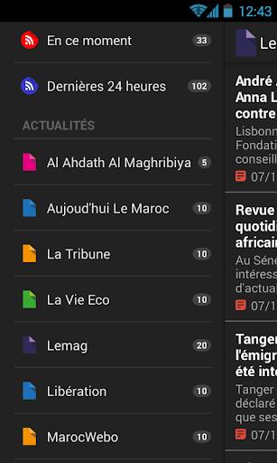 Le Maroc Aujourd'hui