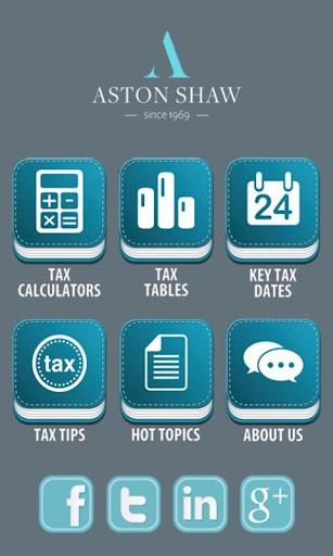 Aston Shaw TaxApp
