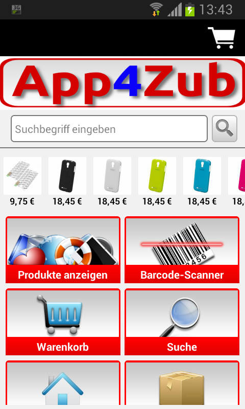 App4Zub - screenshot